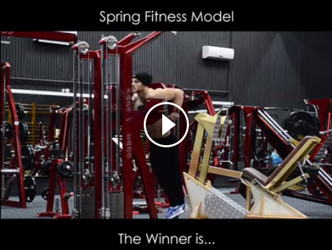 Video castigatori Spring Fitness Model 2015