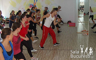 Fitness Club Oroviceanu Rahova