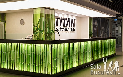 Titan Fitness Club
