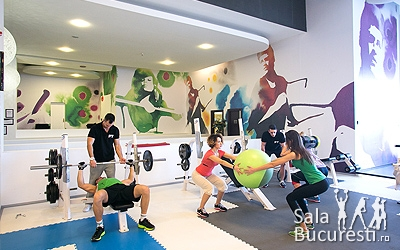 World Class Health Academy Fitness & Spa Jolie Ville