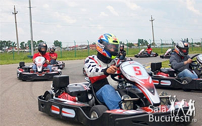 AMCKART - Centrul International de Karting Competitional si de Agrement